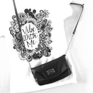 Nine West crossbody black purse